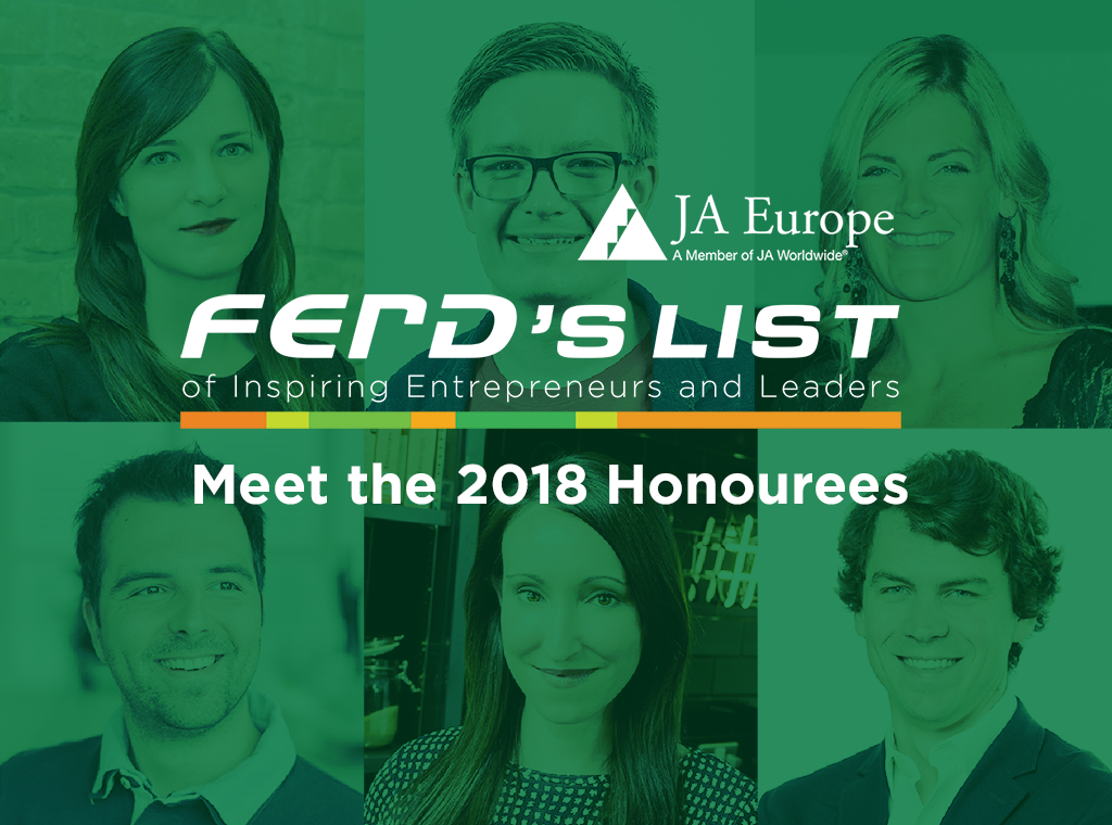 2018 Honourees
